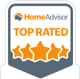 Home Advisor Top Rated award